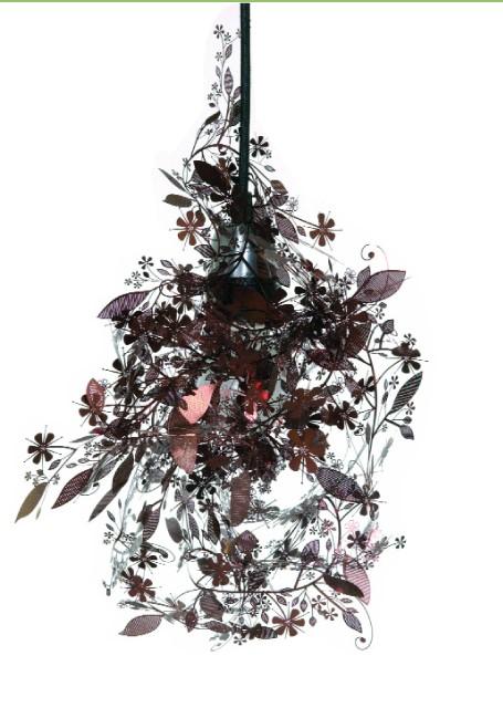 Торд Бонтье. Подвесной светильник-гирлянда