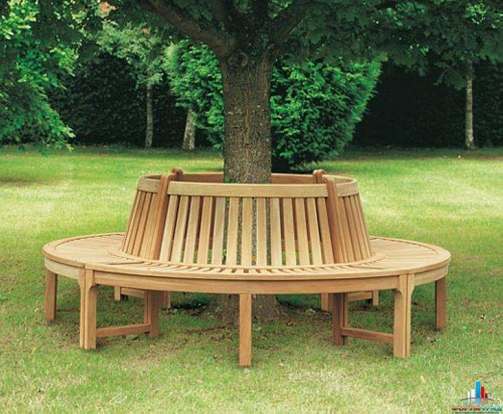 Садовая мебель из дерева фото Дом Мечты.