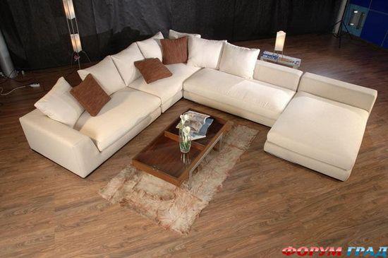 фото корпусной мебели для гостиной