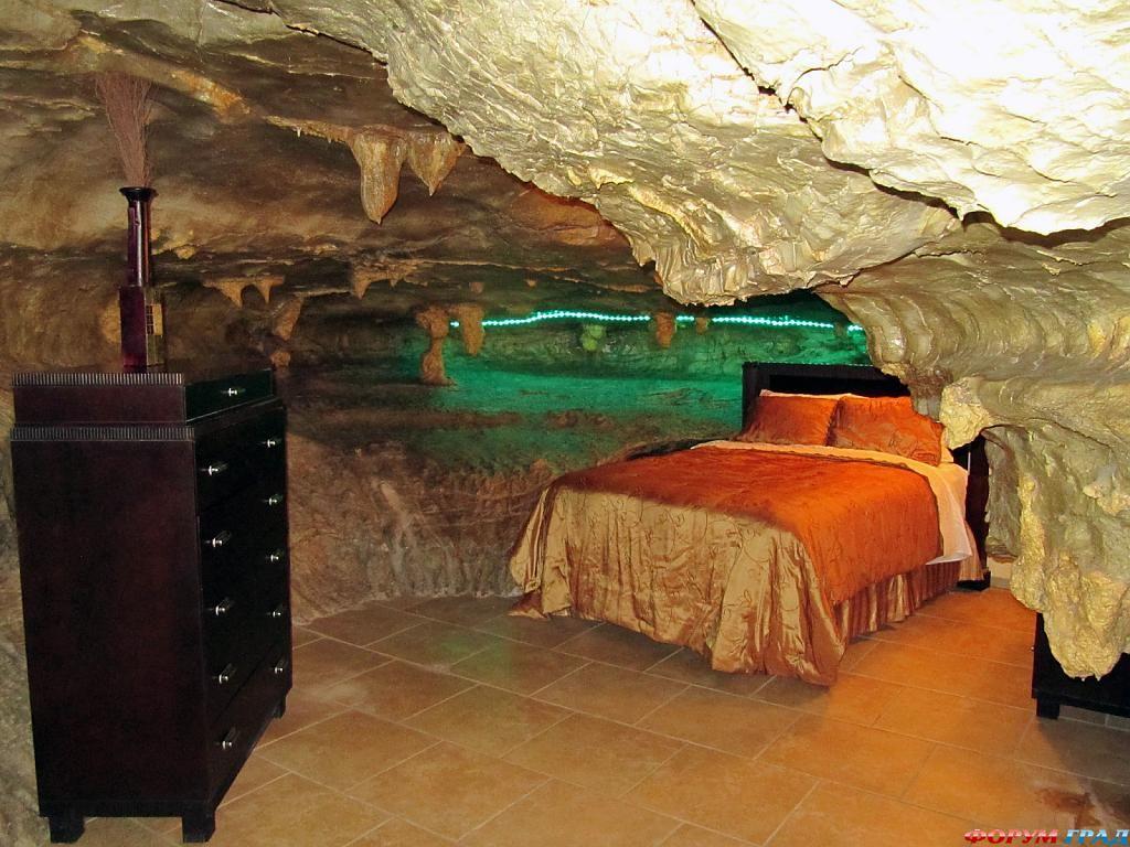 Спальня в отеле Дэвида Бэкхэма