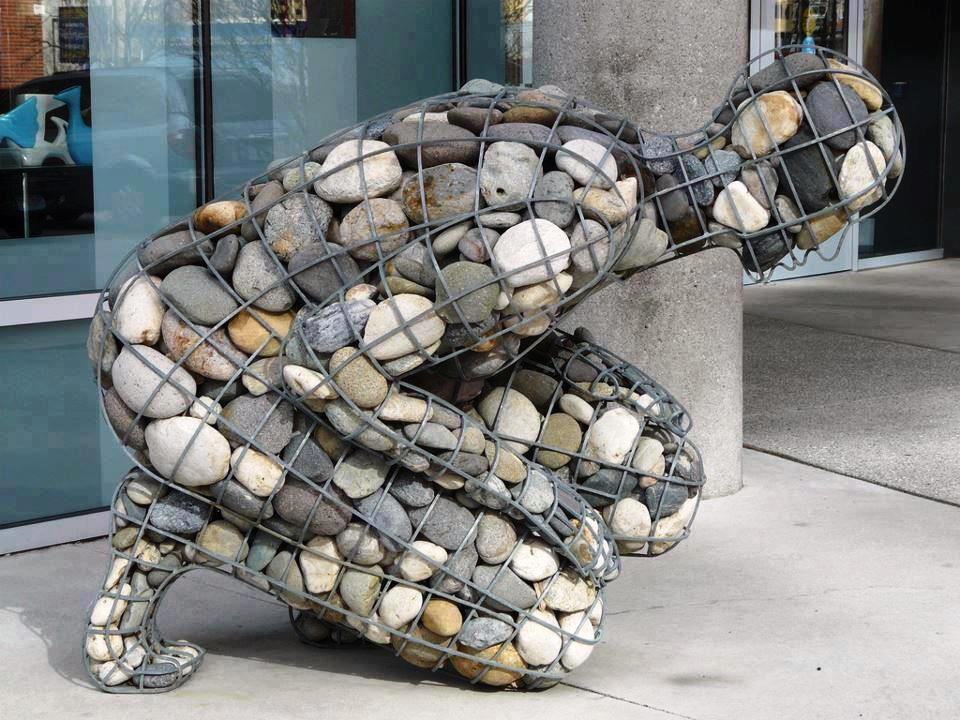 Скульптуры из камней своими руками 3