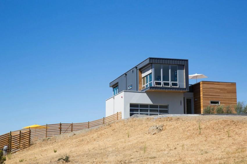 Проекты домов из клееного бруса 150-250 кв м