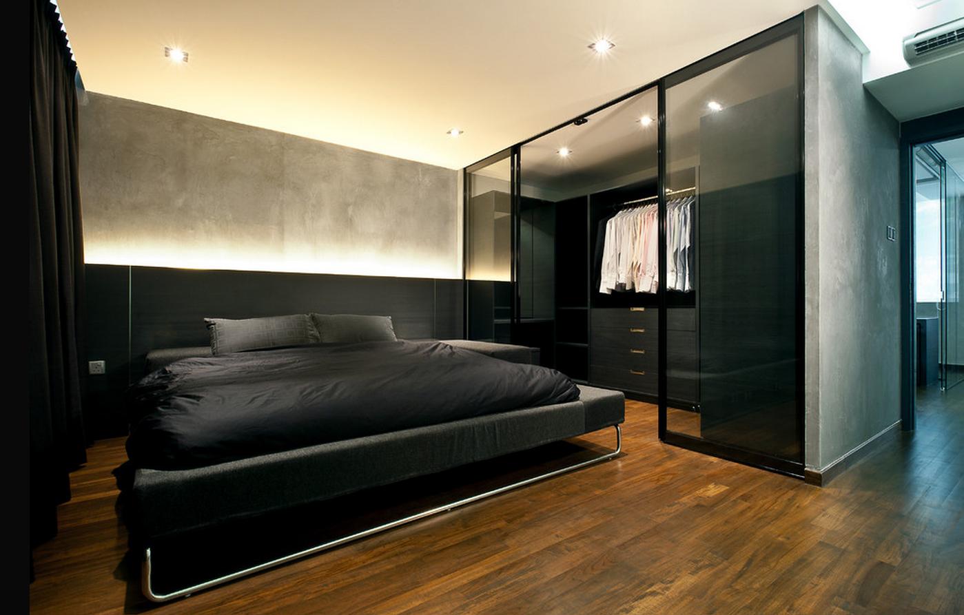 Стильные спальни дизайн