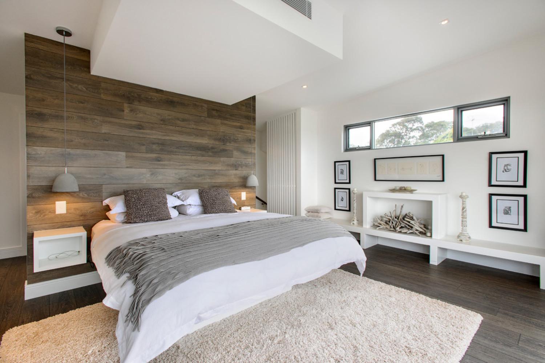 Дизайн спальни фото на стене