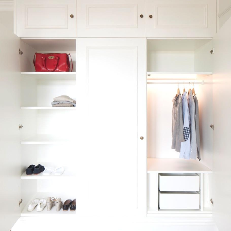 Наполнение для гардеробных и шкафов - интернет-журнал inhome.