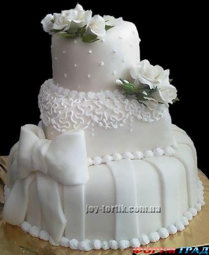 Торт.  Элитная Кондитерская JOY Cakes.