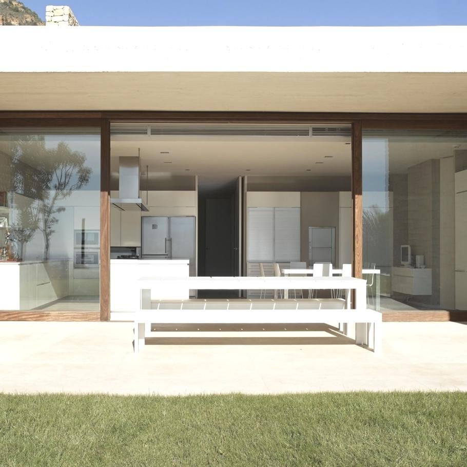 Необычный дом от Рамона Эстевы