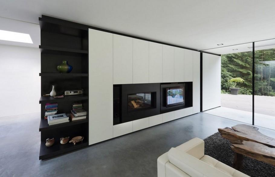 Великолепный проект современного голландского дома