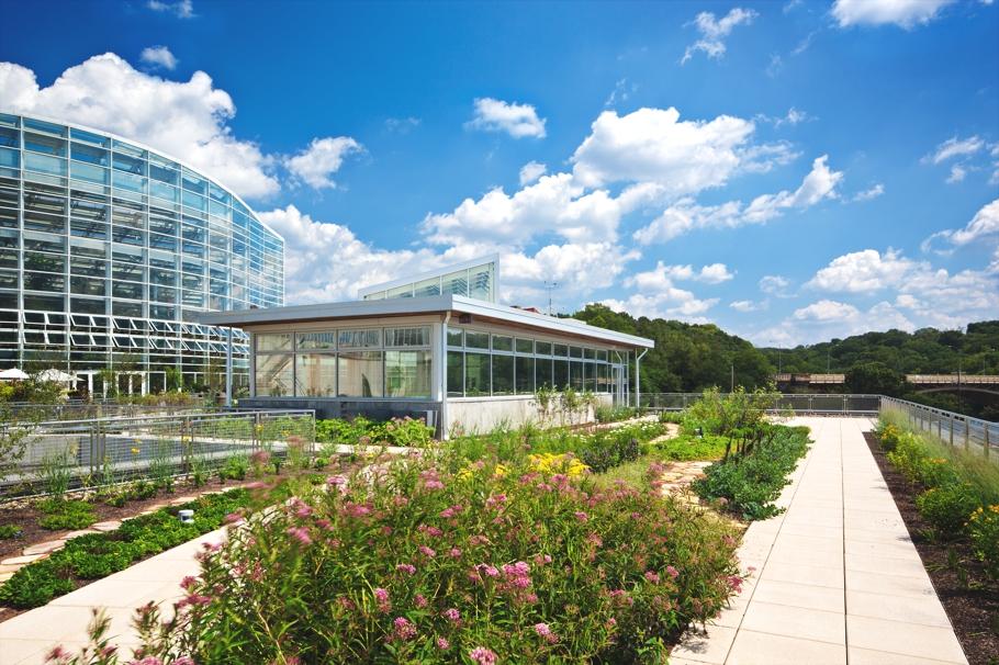 Комплекс Phipps Conservatory