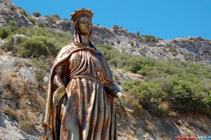 Возможно Исцелиться. Дом Девы Марии в Эфесе. - Впечатлила Турция ...