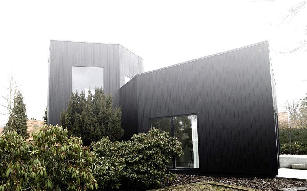 Проекты скандинавских домов: простая и уютная Villa Wienberg в Дании