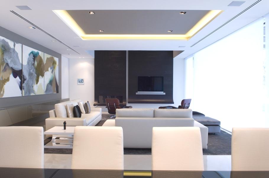 Интерьер дома в стиле модерн: испанская роскошь от A-Cero