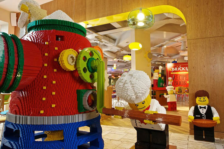 LEGOLAND hotel— для любителей знаменитого конструктора, Калифорния