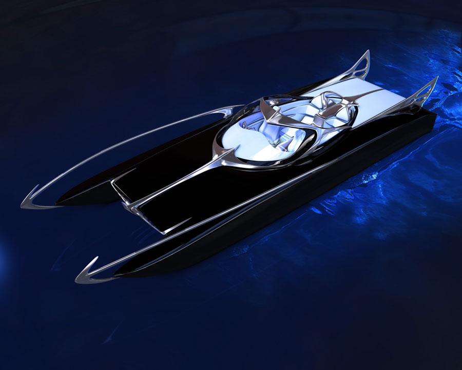 Spire Boat