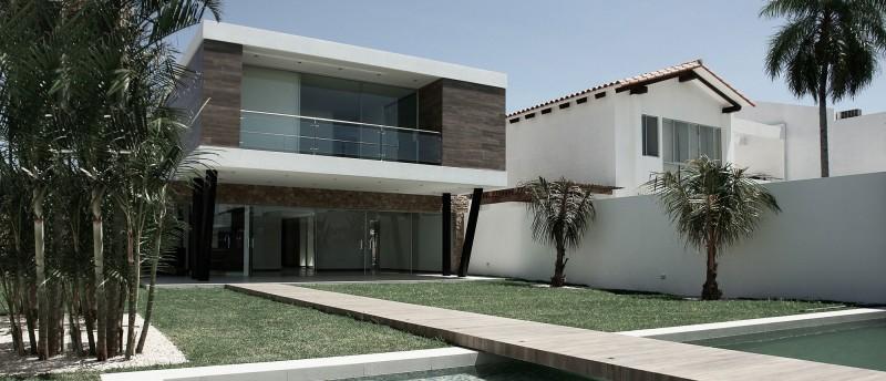 Дома: минимализм в тропическом стиле от Sommet - Asociados