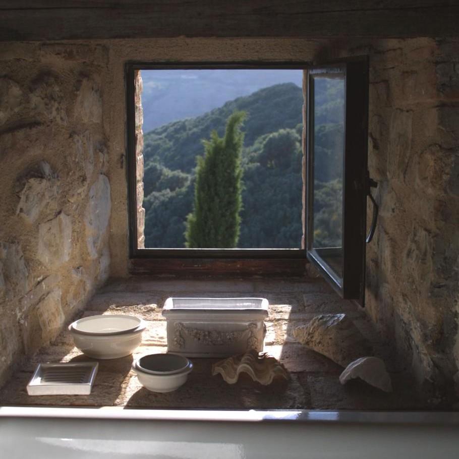 Замок-отель Castello di Vicarello