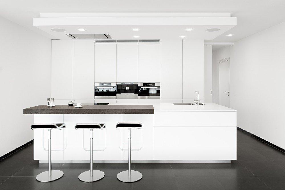 Дизайн кухонь с островом