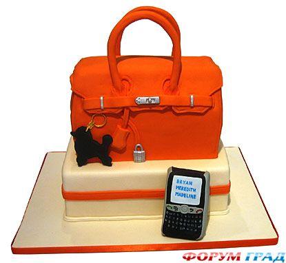 сумка торт луи витон - Сумки.