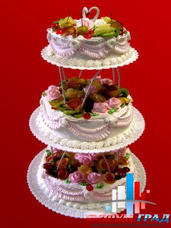 Торта изготовление тортов на заказ