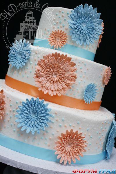 Яркие торты лучшие торты