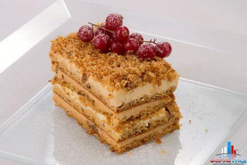 Медовые арматные торты песочные