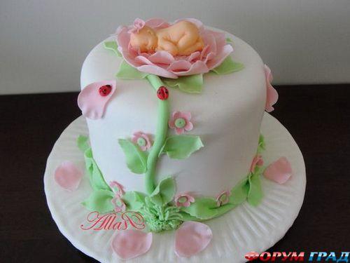 Каждый тортик хочет что бы его