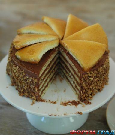 Добош торт рецепт