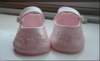 Очаровательные сандалики для