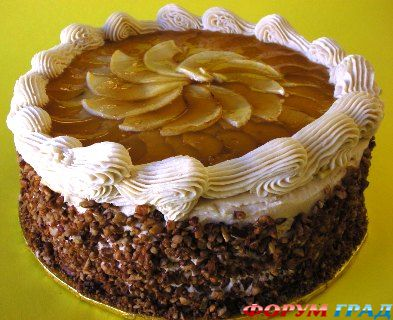 Вкусные домашние торты... Нет ничего проще! | Рецепты