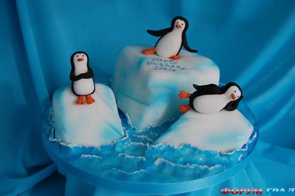 Сладкие торты на детский праздник