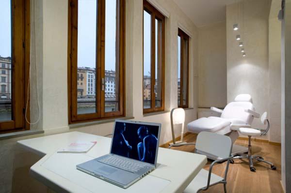 Дизайн интерьера клиники Skin Aesthetic Clinic