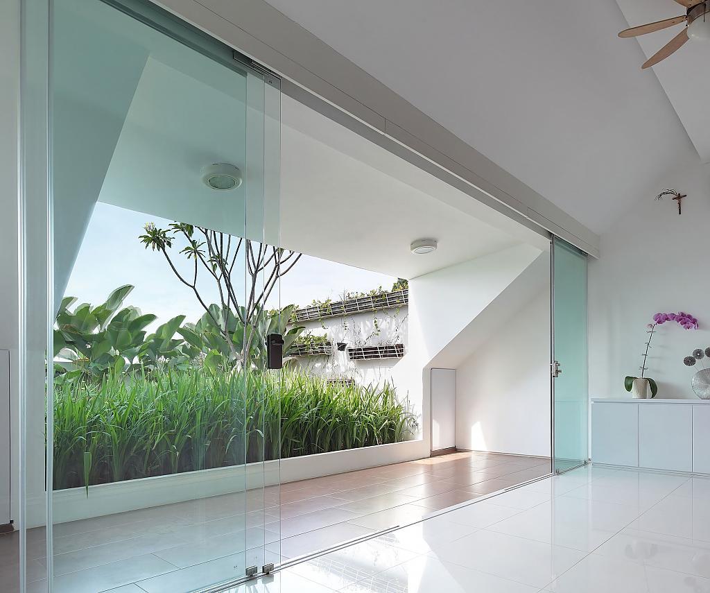 Сплит-Дом от компании TWS & Partners в Джакарте