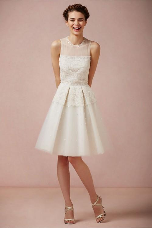 Короткие свадебные платья томск 3
