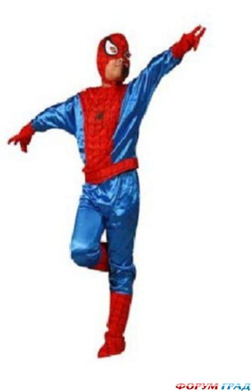 А мне нравится человек-паук, возможно костюм такой и не самый...
