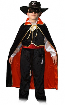 Костюм Зорро, Детский карнавальный костюм Зорро, купить костюм зорро, костюм зорро купить, куплю костюм зорро...