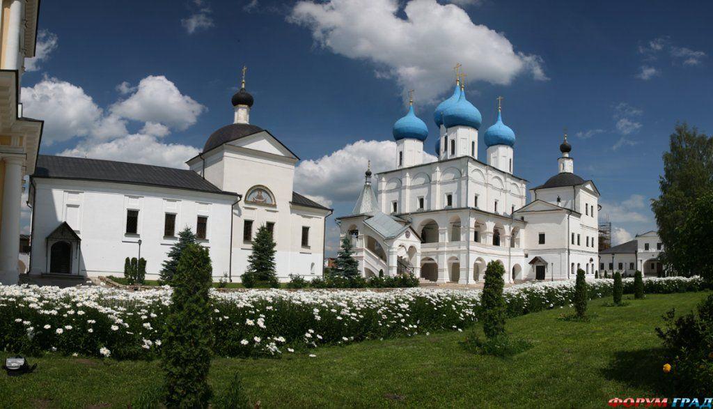 Владычный женский монастырь серпухов доклад 5046
