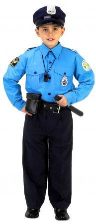 Полицейский костюм своими руками