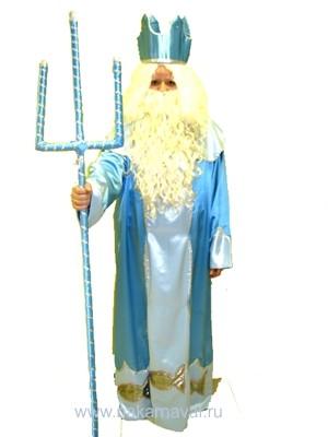 Морской царь костюм своими руками