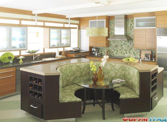 Какая она кухня моей мечты Потрясающие фотографии