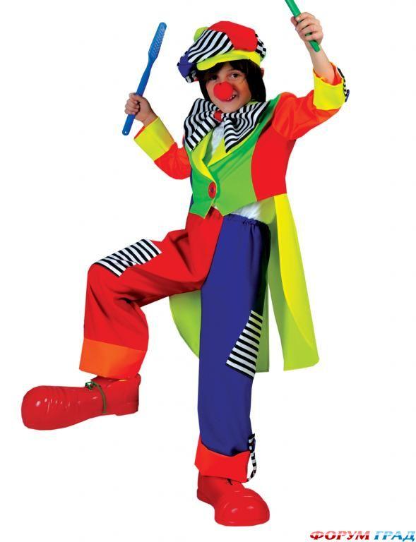 Я люблю клоунов, они могут развеселить любого, но бывают и грустные...