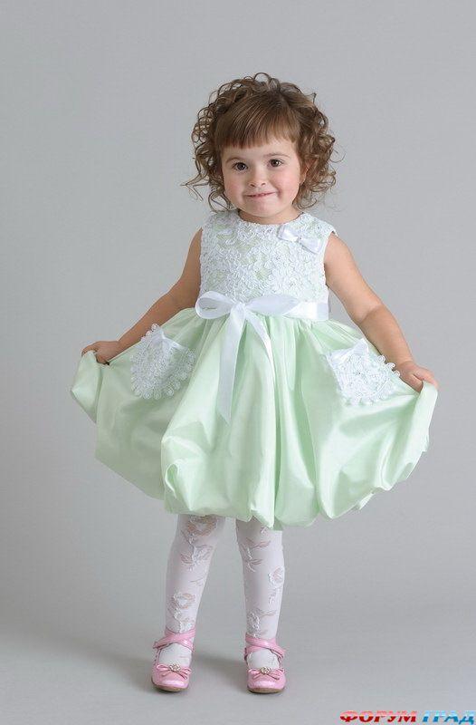 Платье девочке 2 лет на новый год