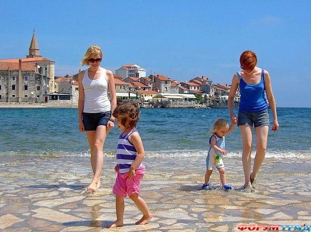 Отдых в хорватии с детьми отзывы