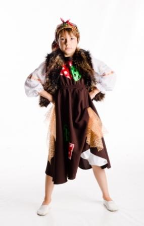 Как сделать новогодний костюм бабы яги фото 477
