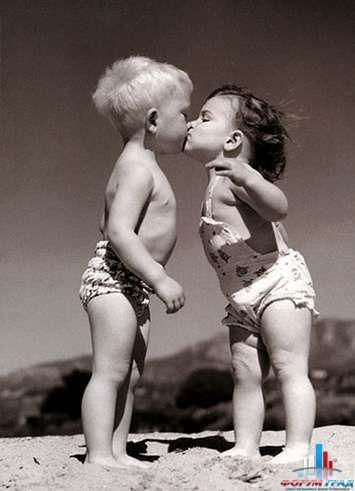 Поцелуи вк