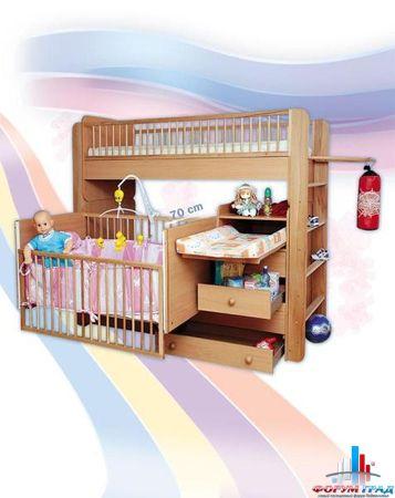 купить практически любую кровать трансформер. детская мебель. гарнитуры