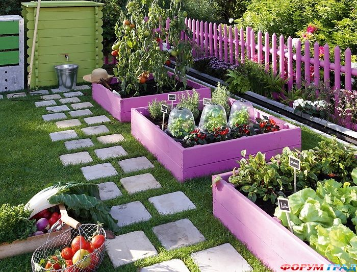 форум дача огород
