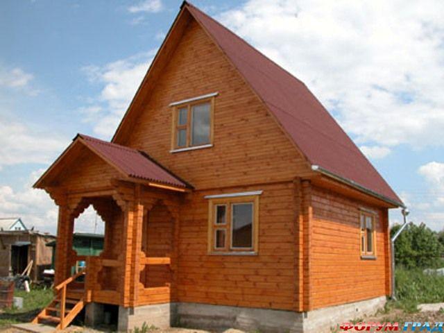 Дома из бруса под ключ недорого - Нужные схемы и описания для всех.