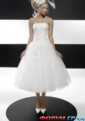Wedding Saloon :: свадебное платье в стиле ретро - Свадебные