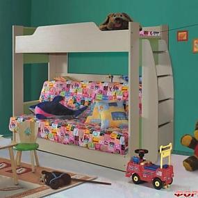 двухъярусные детские кровати в москве.