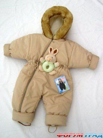 Верхняя одежда должна быть не только красивой, но теплой и удобной ребенку. Вот такие симпатичные модели для малышей